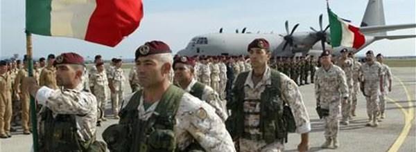 È giusto che i militari italiani presidino i cantieri di una ditta privata alla Diga di Mosul?