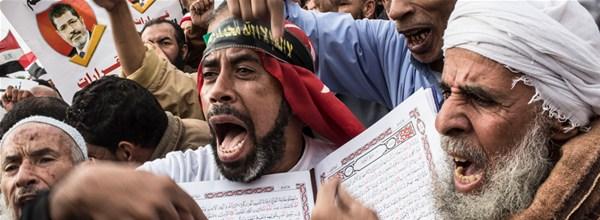 L'Egitto mette fuorilegge i Fratelli Musulmani in quanto