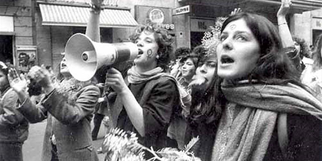 Αποτέλεσμα εικόνας για femminismo in italia anni 60