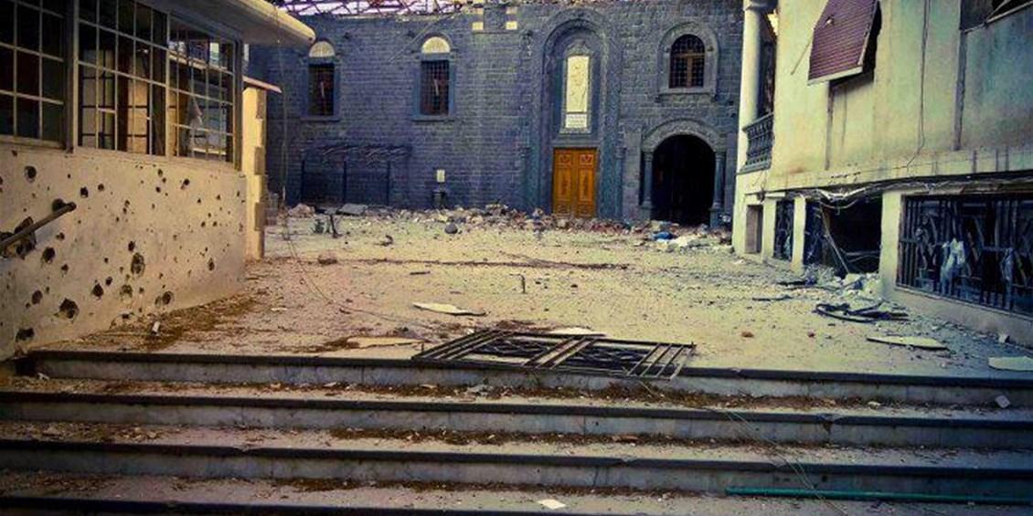 Le stragi in Siria: se la cristianità non afferma che l'islam è un nemico mortale sarà spazzata via