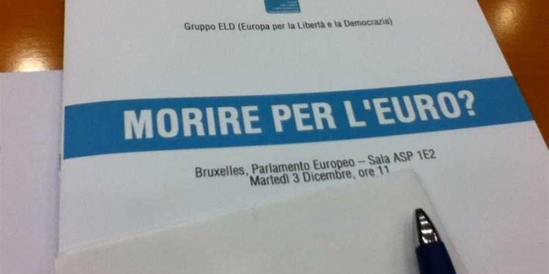UE: A Bruxelles il fronte italiano